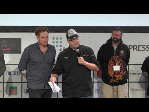7th Annual Vitamix Challenge at The StarChefs Congress