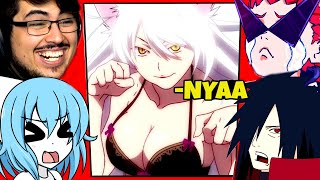 I Got YouTubers To Dub EMBARRASSING Anime Clips (ft ZeRo, Wolfychu, Swagkage, Lockstin, AnimeUproar)