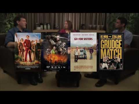 PBS 412 Preview: Anchorman 2: The Legend Continues, 47 Ronin, Grudge Match & John Sayles Interview