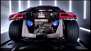 Audi R8 Cinema Advert