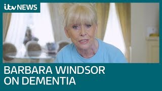 Barbara Windsor speaks for first time since dementia diagnosis | ITV News