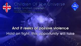 "Molly Smitten-Downes - ""Children Of The Universe"" (United Kingdom) - [Instrumental version]"