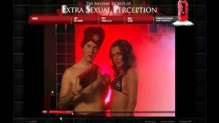 Site de pub #2 | Boost your Extra Sexual Perception : campagne Axe 2007 (USA)