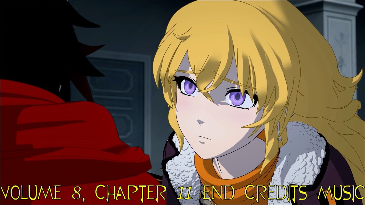 Download RWBY Volume 8, Chapter 11 End Credits Music | Risk
