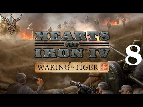Preview Hearts of Iron IV | Waking the Tiger | Nationalist China | 8