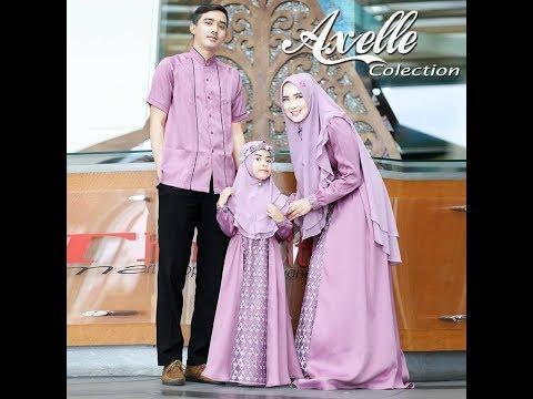 Trend Baju Lebaran 2018 Keluarga Muslim