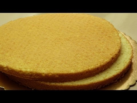 Yumuşacık Pandispanya Pasta Keki Videosu