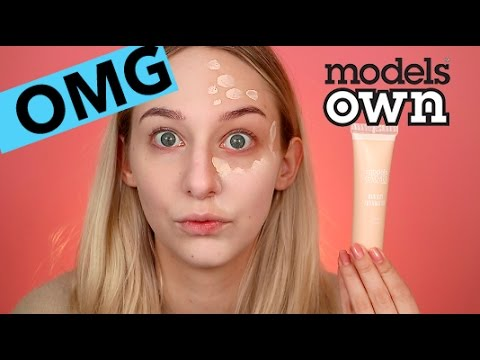 9a669b35f MODELS OWN RUNWAY MATTE FOUNDATION first impressions