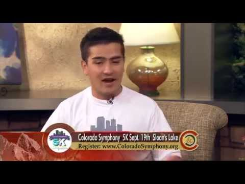 Andres Lopera on Colorado & Company KUSA-TV
