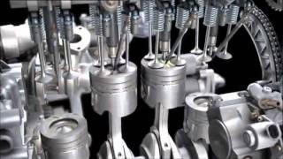 Mercedes-Benz OM 651 4-cylinder Diesel engine