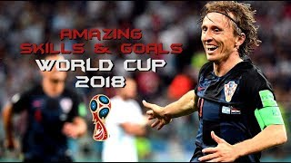 Luka Modric - World Cup Russia 2018 ● Amazing Skills & Goals |HD