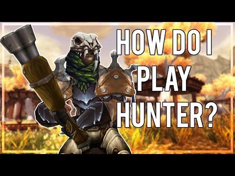 HOW DO I PLAY HUNTER? - (Beast Mastery Hunter PvP) Warlords of Draenor 6.2