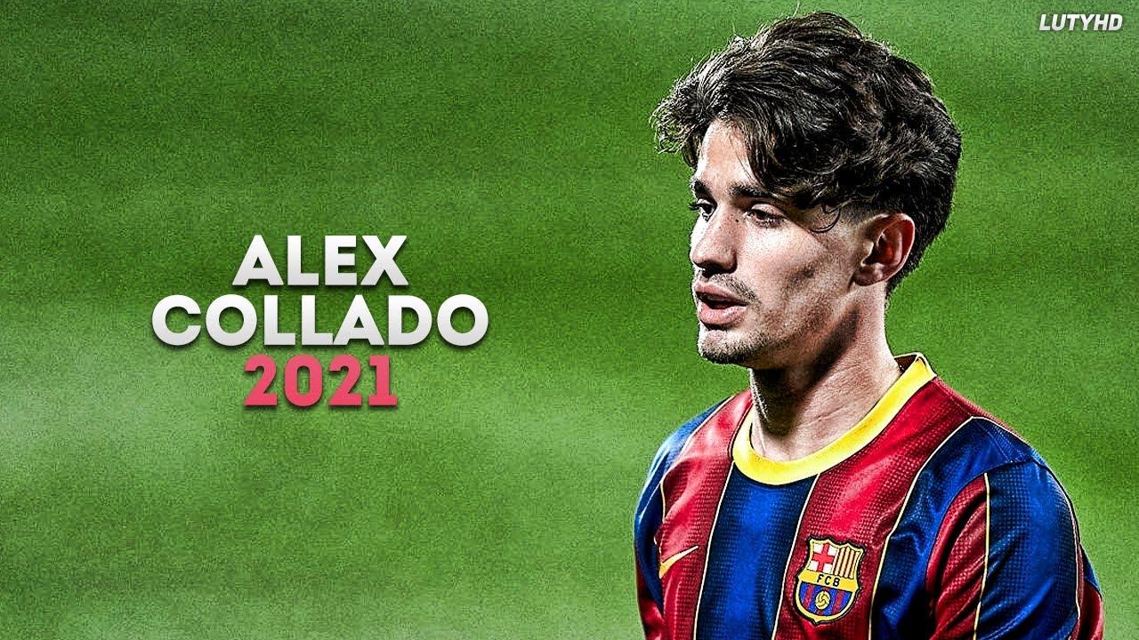 Download Alex Collado 2021 - The Future of Barcelona   Skills & Goals   HD