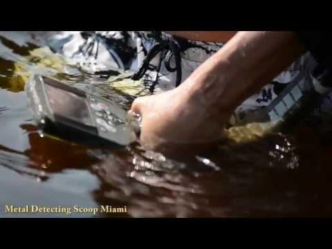 Metal Detecting Scoop Miami