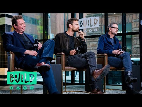 """Theo James, Per Fly & Michael Soussan Discuss Their Film, """"Backstabbing for Beginners"""" Mp3"""