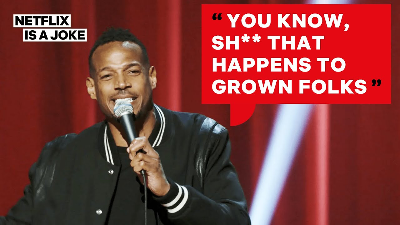 Marlon Wayans on Rappers Getting Old