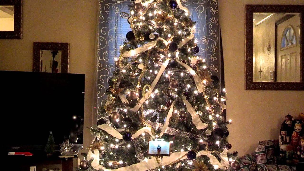 hello mr christmas musical ornament youtube - Mr Christmas Tree