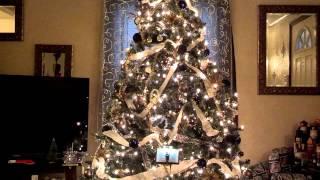 Hello Mr. Christmas Musical Ornament