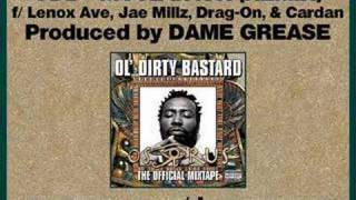 Ol Dirty Bastard - Move Back ft. Jae Millz, Drag-On, Cardan