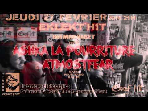 """""""FREESTYLE RADIO GRAF'HIT"""" ASHKA / ATMOSTFEAR / NIARCOSS """"27.02.2014"""""""