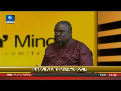 Nollywood Is Dominated By Factions - Adedayo Davies Pt 2 | Rubbin Minds |