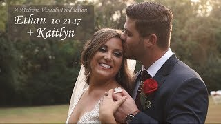 Kaitlyn+Ethan Wedding