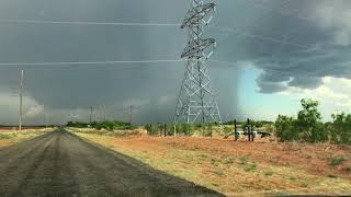 Severe thunder storm in West Texas thumbnail