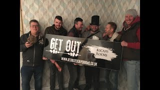 Vlog a Year Day 78 Escape room