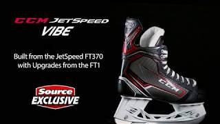 Source Exclusive CCM JetSpeed Vibe Hockey Skates | Source For Sports