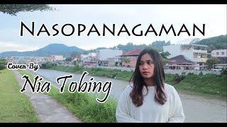 NASOPANAGAMAN - Go'Rame Band ( Cover by Nia Tobing )