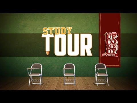 Indra Jegel: Medan vs Surabaya (STUDY TOUR)