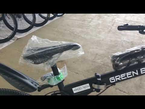 Велосипеды GreenBike