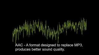 Download lagu Audio compression formats comparison at low bitrate