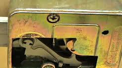 Locksmithing 101 - Safe Lock Basics