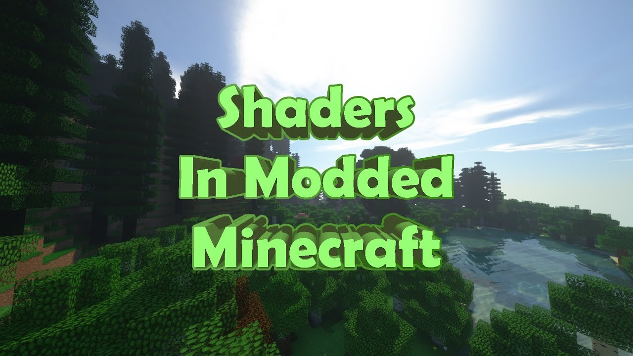 How to install Shaders into FTB Revelations | Works similarly for all  Modpacks