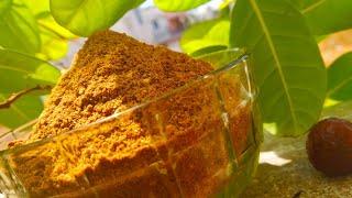 பற்கள் நல்ல பொலிவோடும், வலுவோடும் எப்போதுமே இருக்கனுமா? | Homemade Ayurvedic Herbal Tooth Powder thumbnail