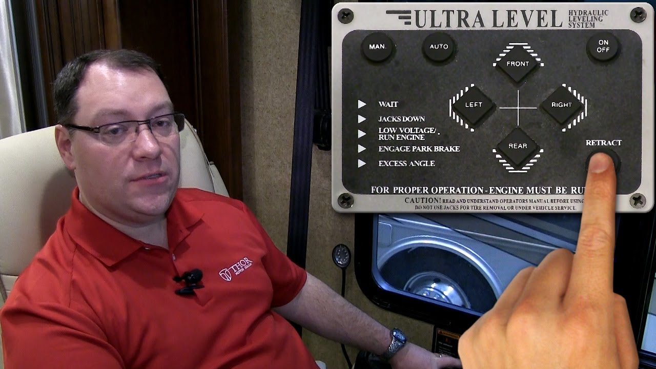 Lippert (LCI) Ultra Leveling Jacks: Setting Zero Point (Celebrating True  Level)