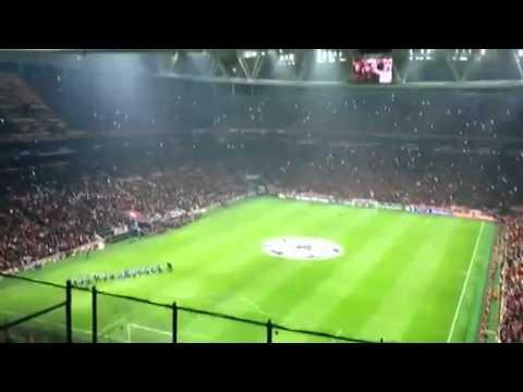 Turk Telecom Arena, Chelsea fans