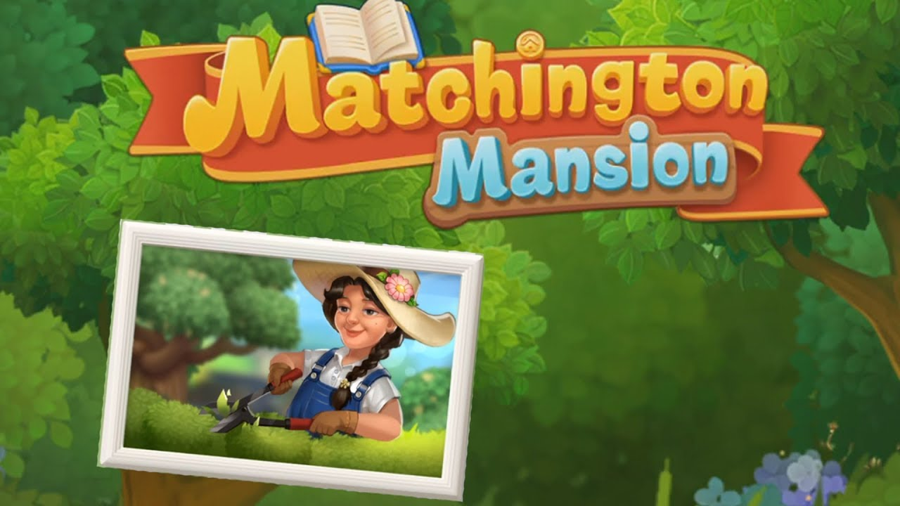 Resultado de imagem para Matchington Mansion: Match-3 Home Decor Adventure