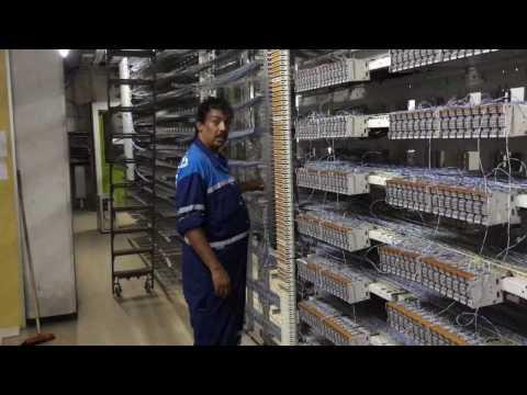 Telecom Fiji Limited - MSAN / ISAM Cutover Team 2016