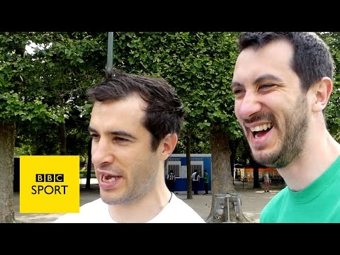 Euro 2016: N.Ireland fans try to identify Poland players - BBC Sport