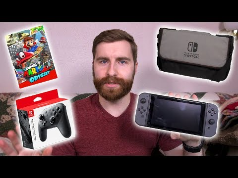 Nintendo Switch Holiday Gift Guide!
