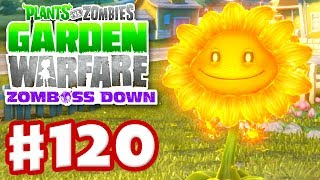 Plants vs. Zombies: Garden Warfare - Gameplay Walkthrough Part 120 - Fire Flower (Xbox One)