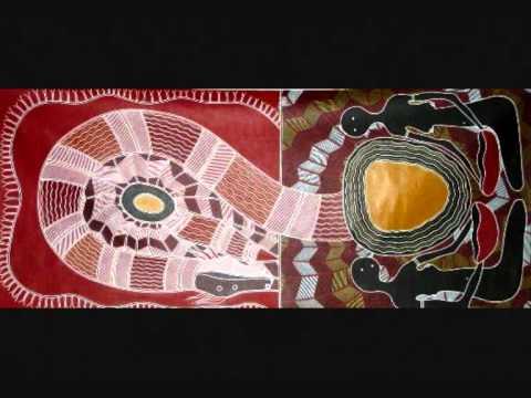 L 39 arte aborigena youtube for Arte aborigena
