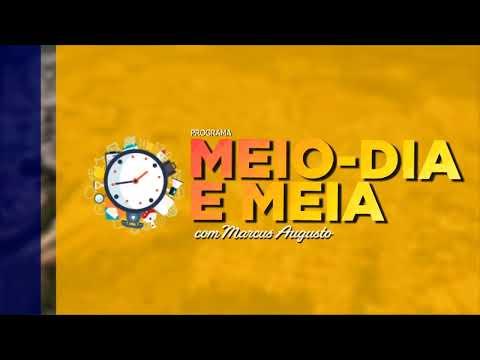 Live Meio-Dia e Meia hoje Aniversario da Clinica São Lucas, Sensual modas e Revista Auge