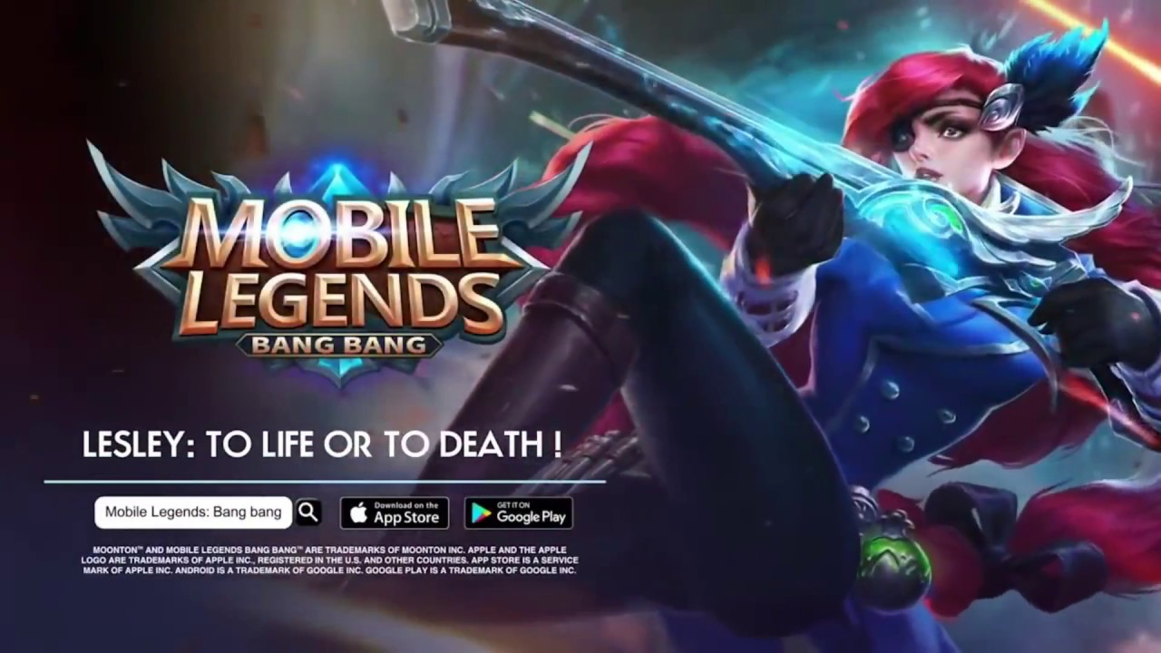 the story of sniper lesley | mobile legends asia | movie trailer