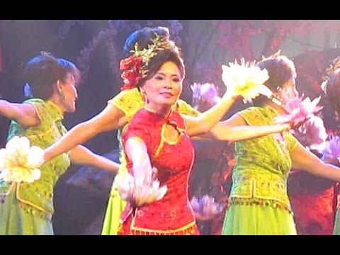 WU QING Folk Dance Festival - Chinese New Year - IMLEK Ketandan Indonesia [HD]