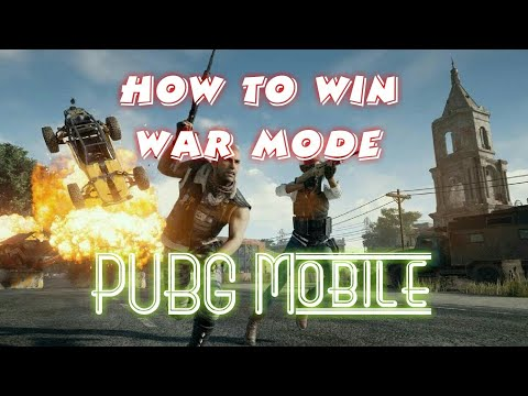 how-to-win-war-mode- -pubg-mobile