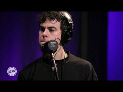 """Electric Guest performing """"Dear To Me"""" Live on KCRW"""