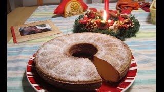 Ricetta Torta Yogurt E Noci - Plain Yogurt Cake With Chocolate Chips & Nuts